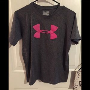 Under Armour Youth Tee